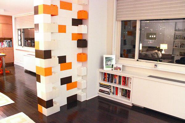 Oversized Modular Lego Bricks 7