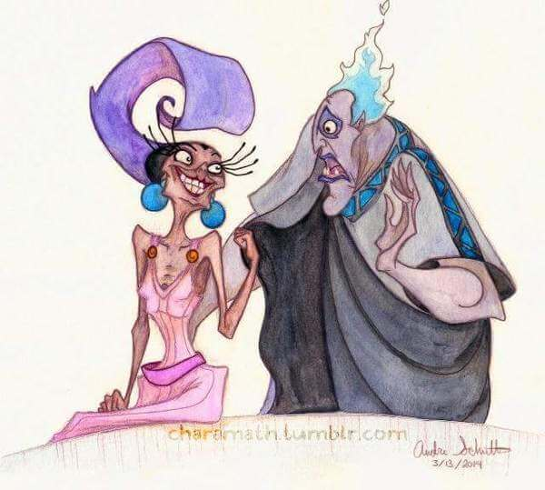 Yzma was in other Disney Movies 6