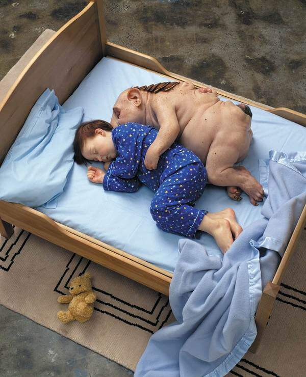 Sculptures by Patricia Piccinini 10