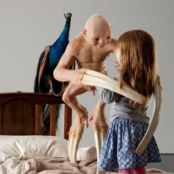 Sculptures by Patricia Piccinini 2