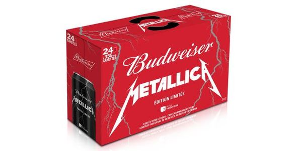 limited edition metallica beer 2
