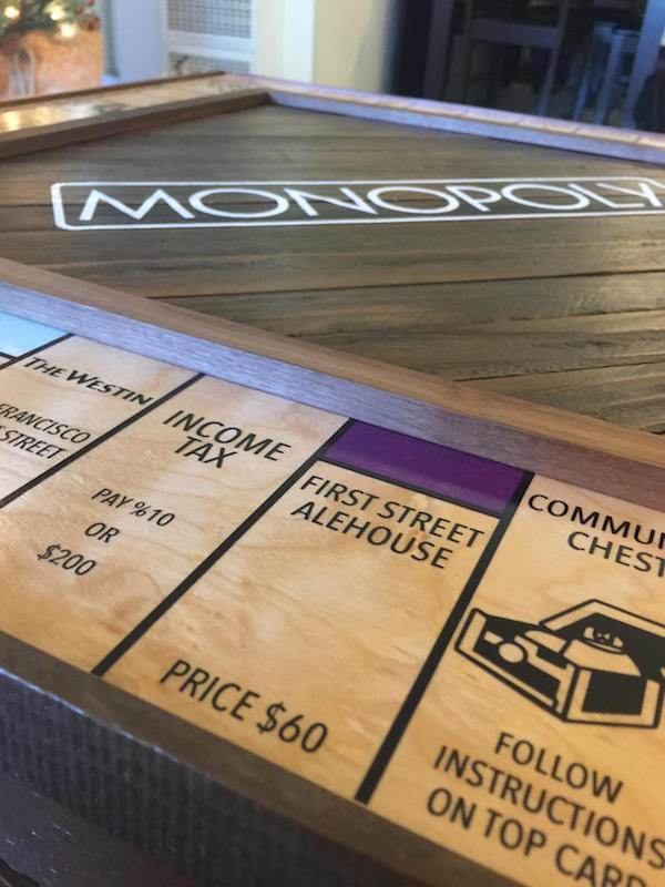 Custom Monopoly Board To Propose 10