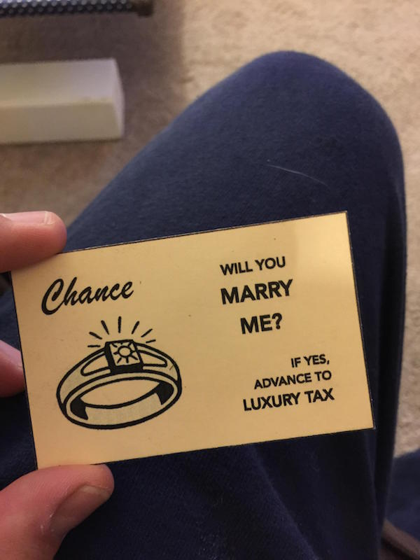 Custom Monopoly Board To Propose 17