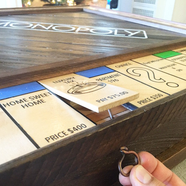 Custom Monopoly Board To Propose 19