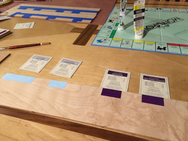 Custom Monopoly Board To Propose 5