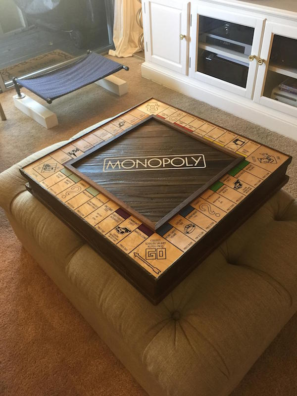 Custom Monopoly Board To Propose 8