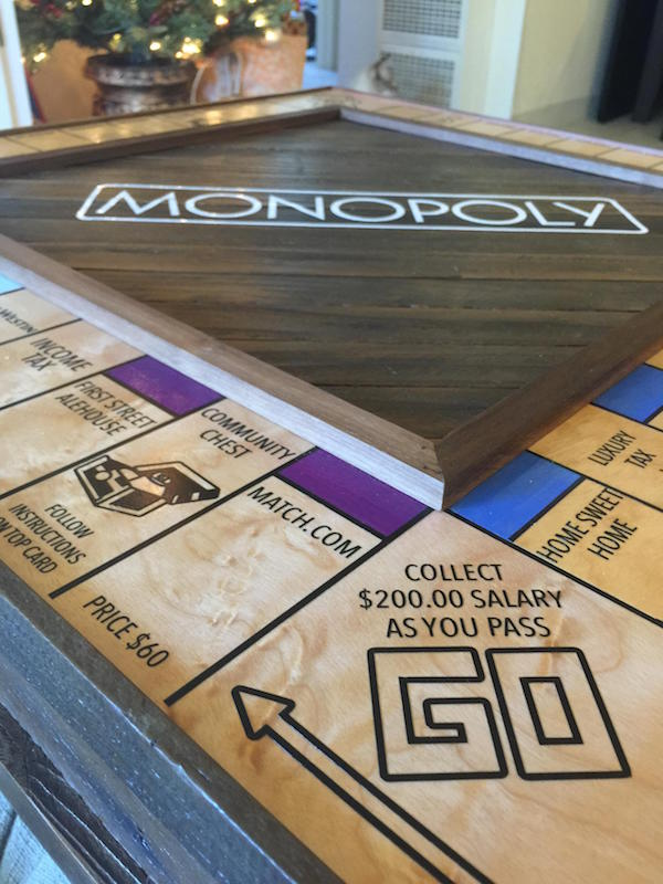Custom Monopoly Board To Propose 9