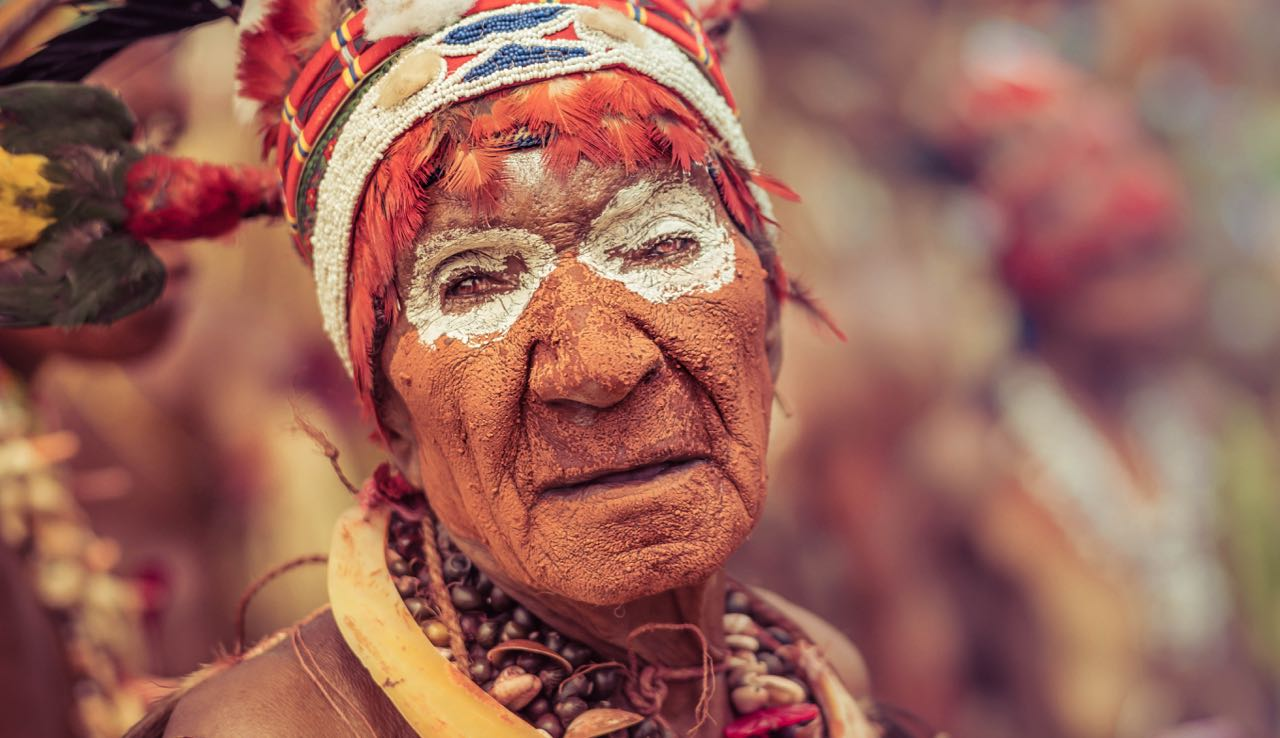 Stunning pictures from Goroka Festival 22