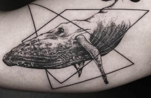Beautifully Surreal Tattoos 2