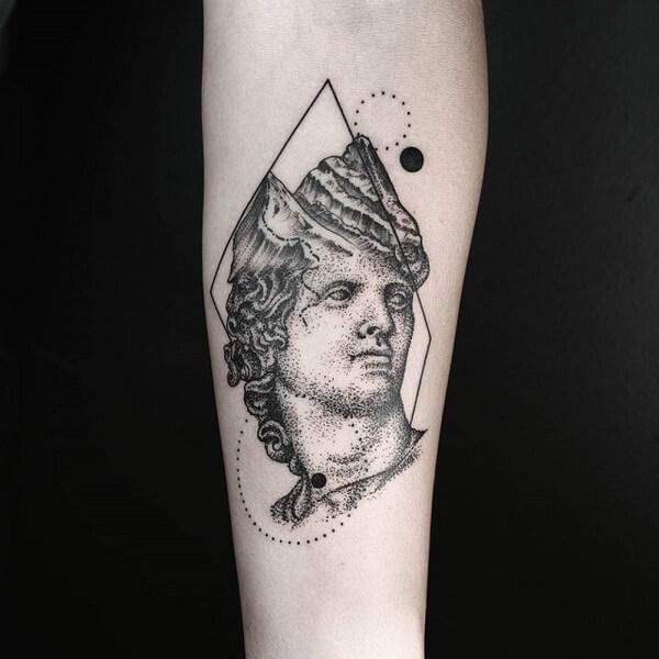 Surreal Tattoo 10