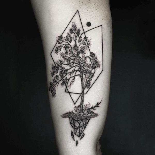 Beautifully Surreal Tattoo 7