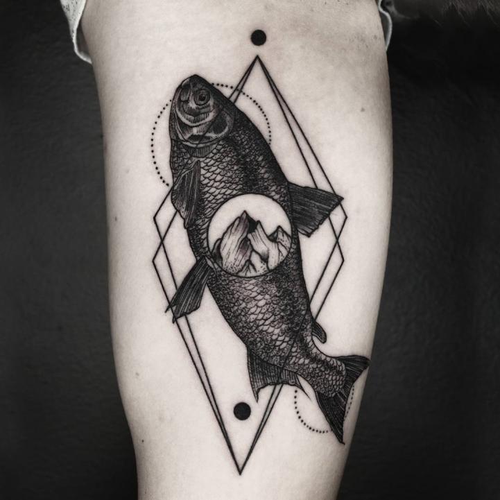 Surreal Tattoos 1