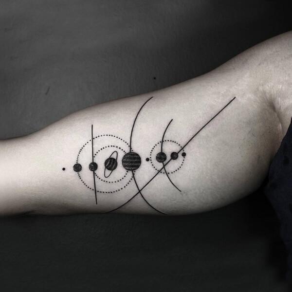 Beautifully Surreal Tattoos 9