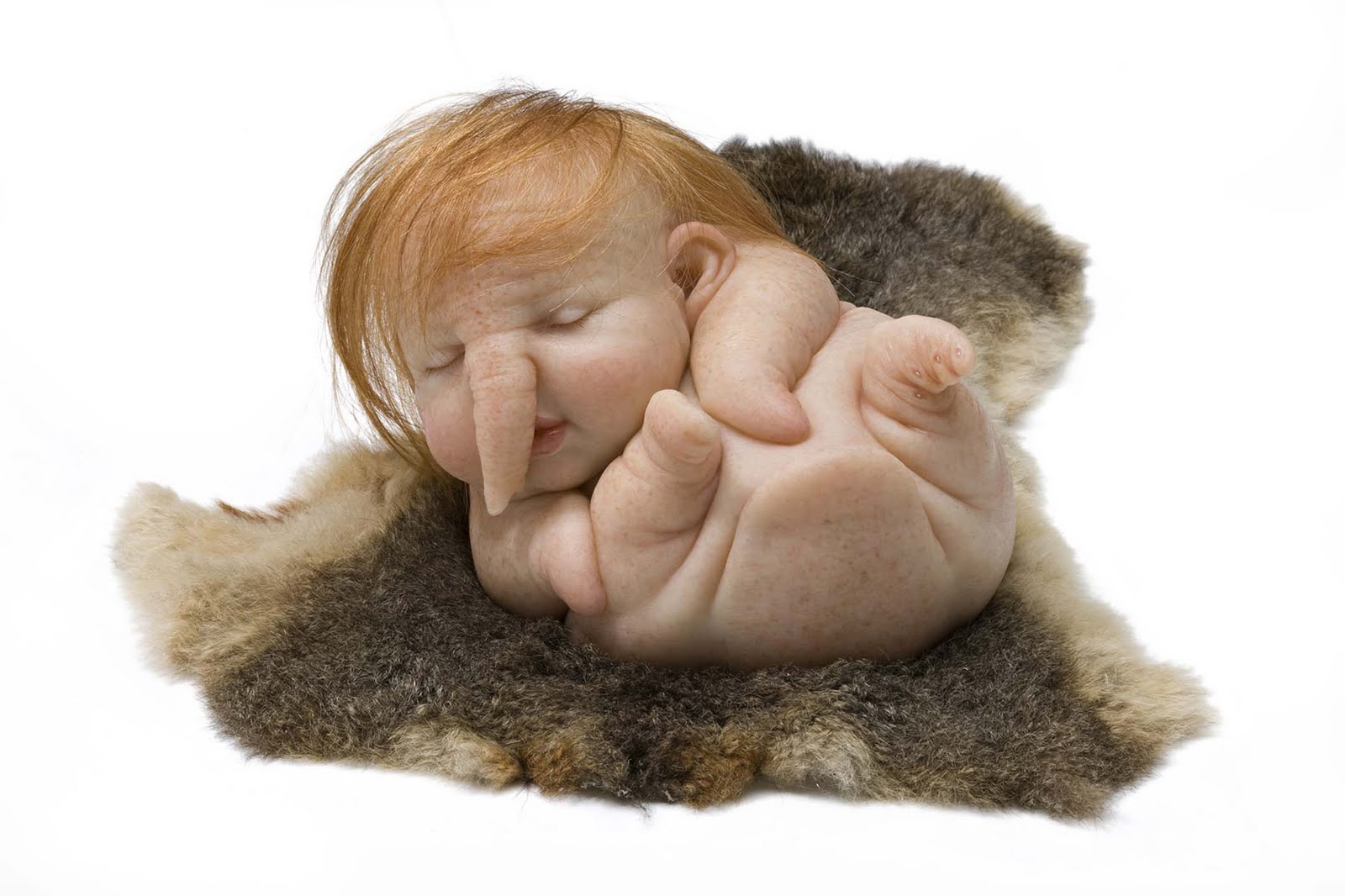 Bizarre And Fascinating Sculptures By Patricia Piccinini 6