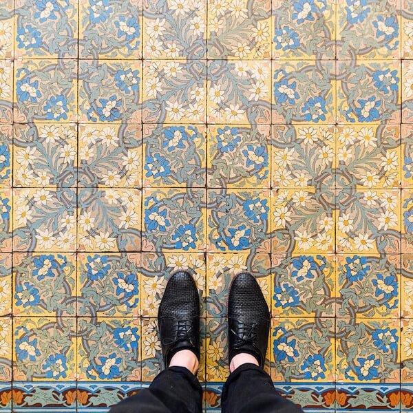unique floors in paris 6