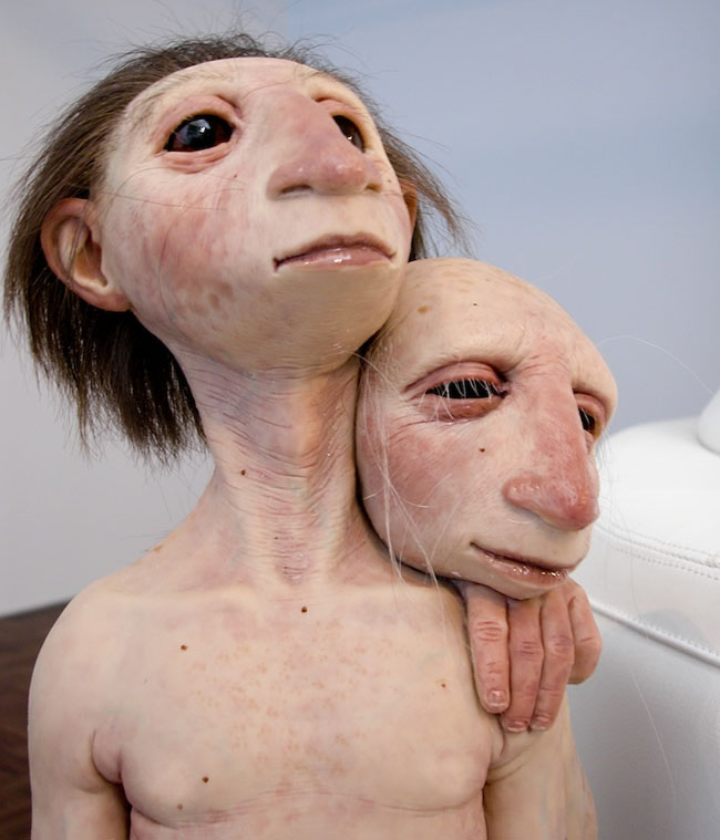 Bizarre And Fascinating Sculptures By Patricia 4