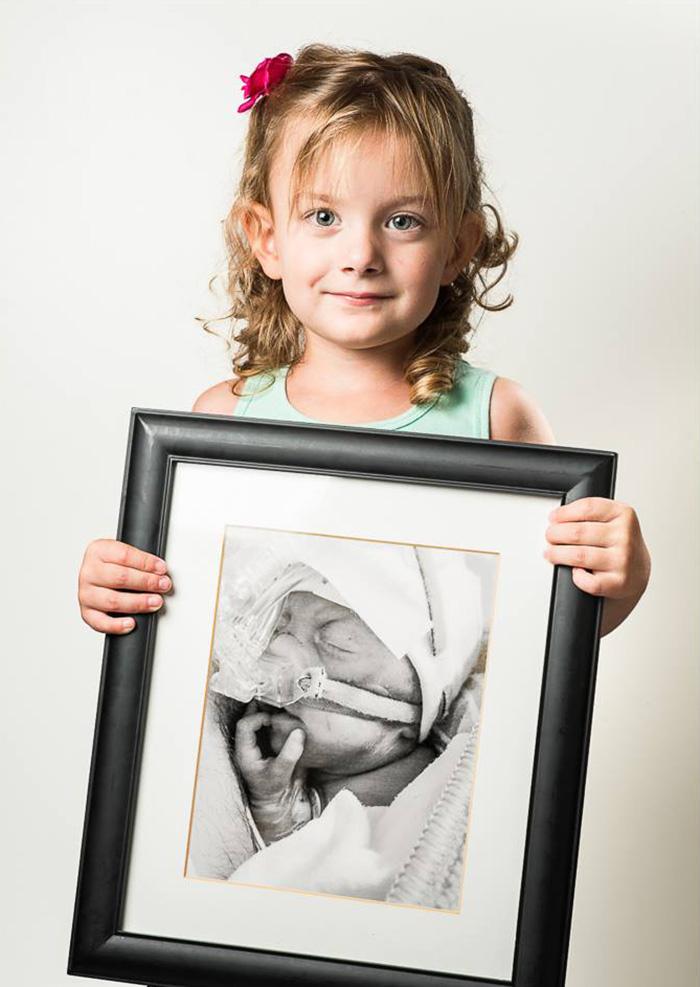 Portraits Of Premature Babies 2