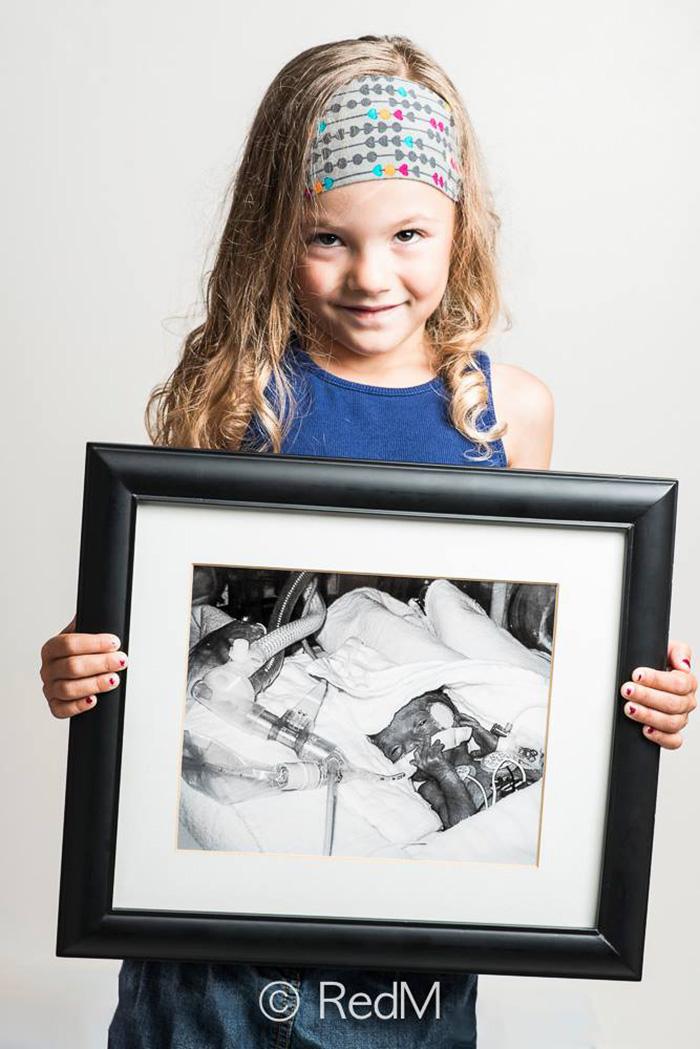 Portraits Of Premature Babies 6