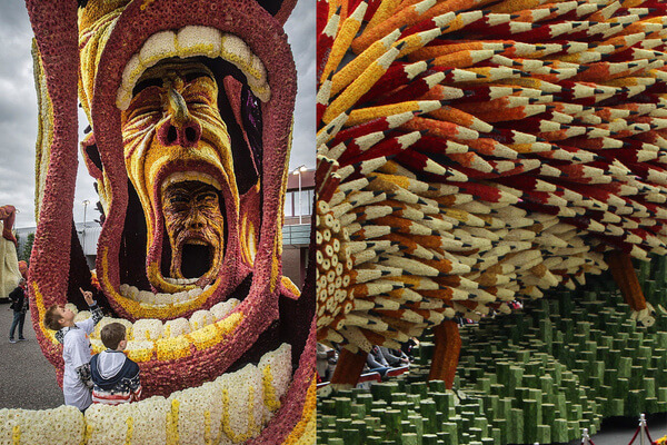 world's largest flower parade 12
