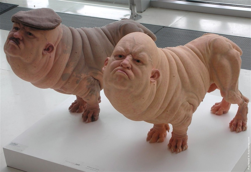 Bizarre And Fascinating Sculptures By Piccinini 8