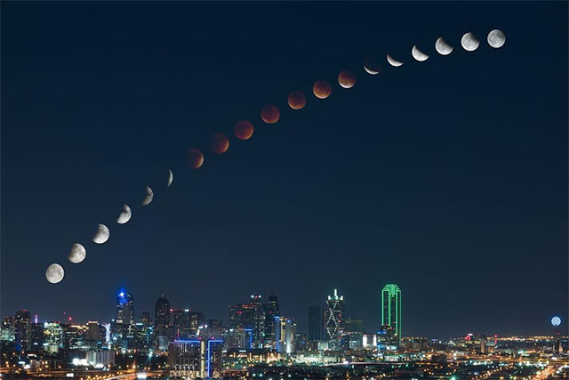 Supermoon Lunar Eclipse 15