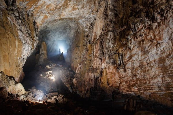 Hang Son Doong cave in Vietnam 11