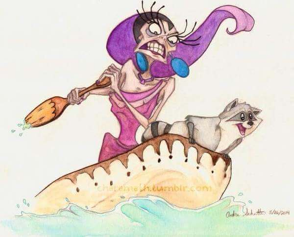 Yzma was in other Disney Movies 11