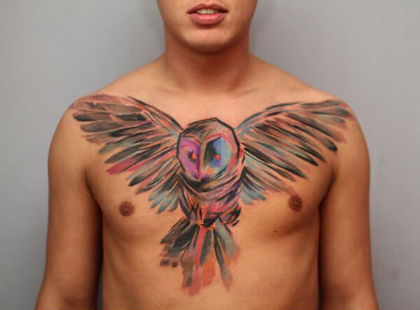 awesome water color tattoos 14