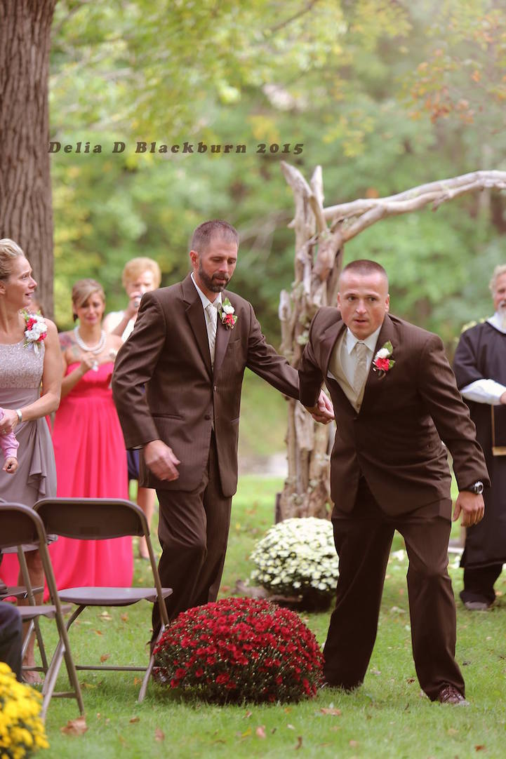 Daughter's Stepdad Can Walk Down the Aisle with Them 2