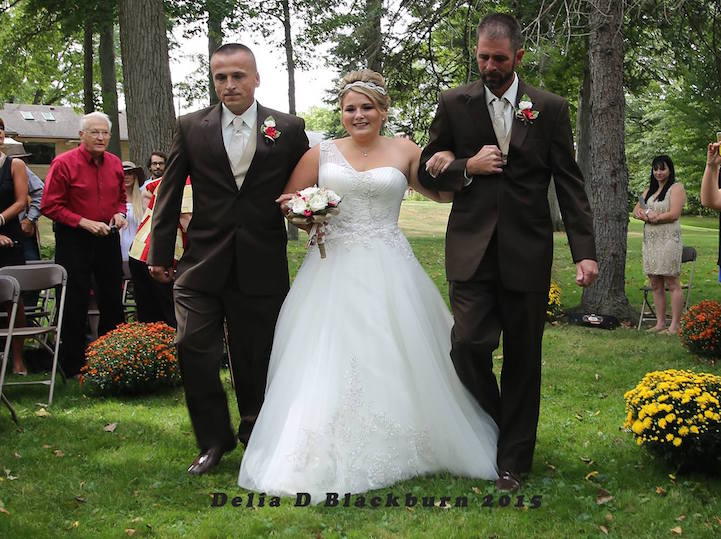 Daughter's Stepdad Can Walk Down the Aisle with Them 5