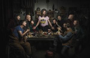 mechanic people recreate famous paintings 1
