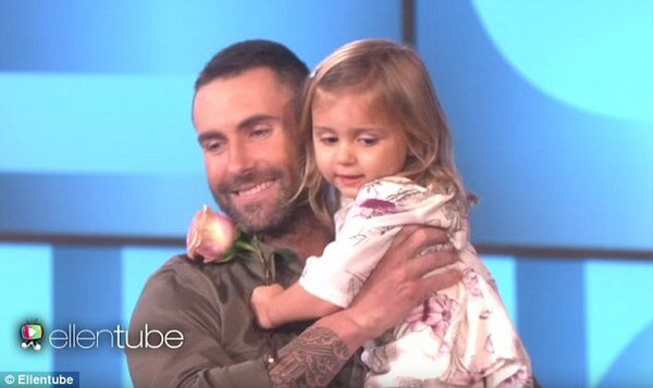 Adam Levine Met The Girl Who Bursted In Tears After Finding Out He Is Married