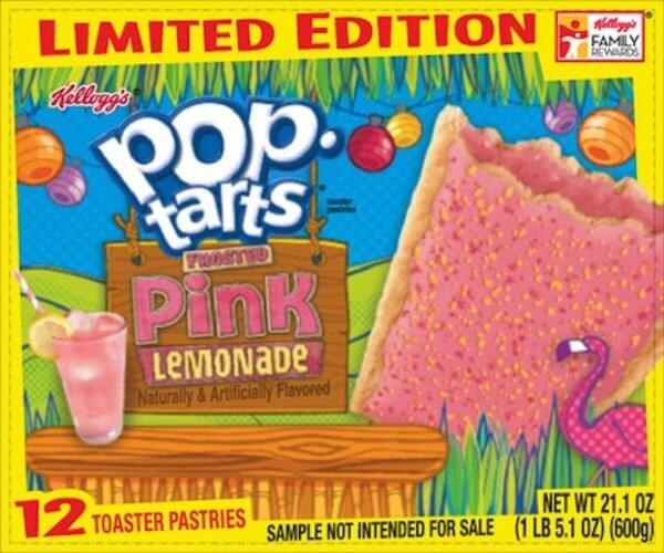 Pop Tarts Newest Flavors 2