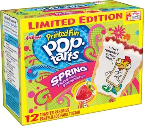 Pop Tarts Newest Flavors 3