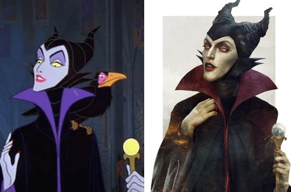 disney villains as real people 4