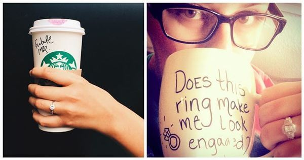 these 15 cute marriage proposals photos will restore your faith in love