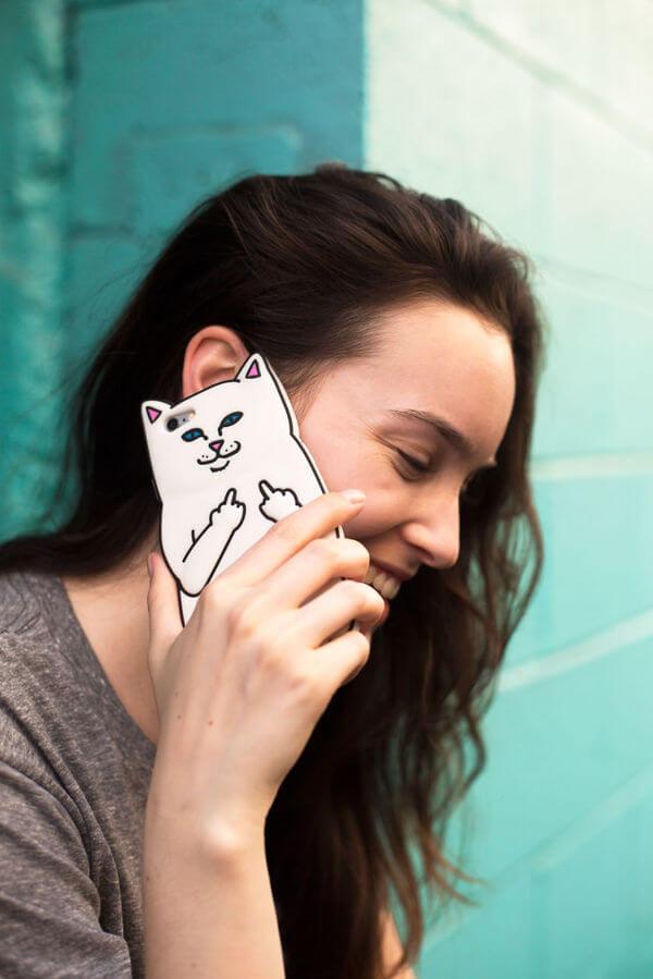 cat iphone case 1