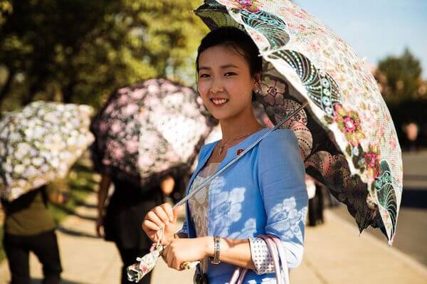 rare look at the beauty of women in north korea 11