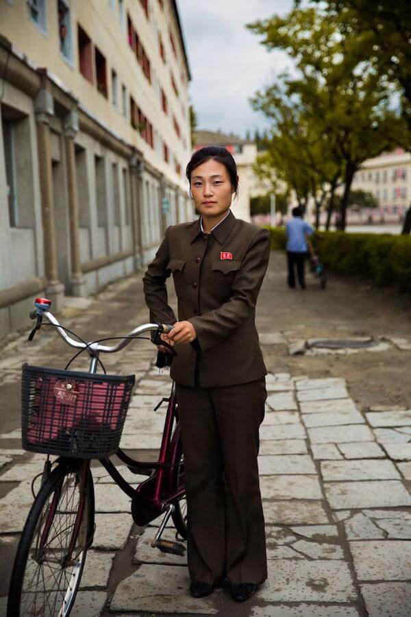 rare look at the beauty of women in north korea 14