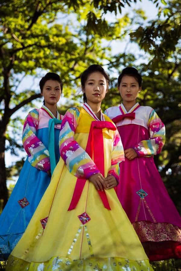 rare look at the beauty of women in north korea 16