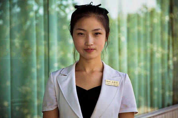 rare look at the beauty of women in north korea 17