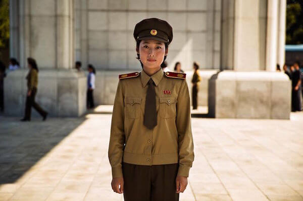 rare look at the beauty of women in north korea 7