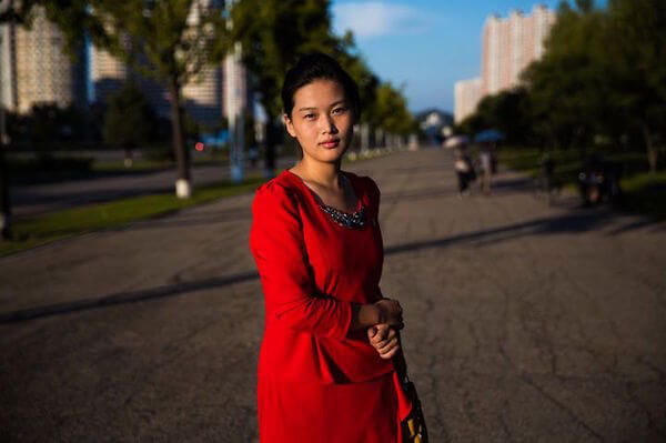 rare look at the beauty of women in north korea 8