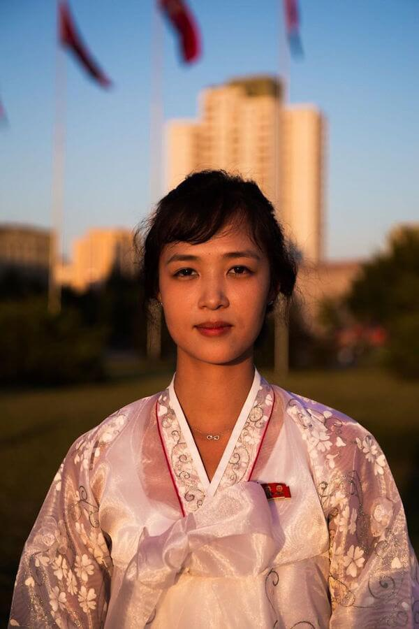 rare look at the beauty of women in north korea 9