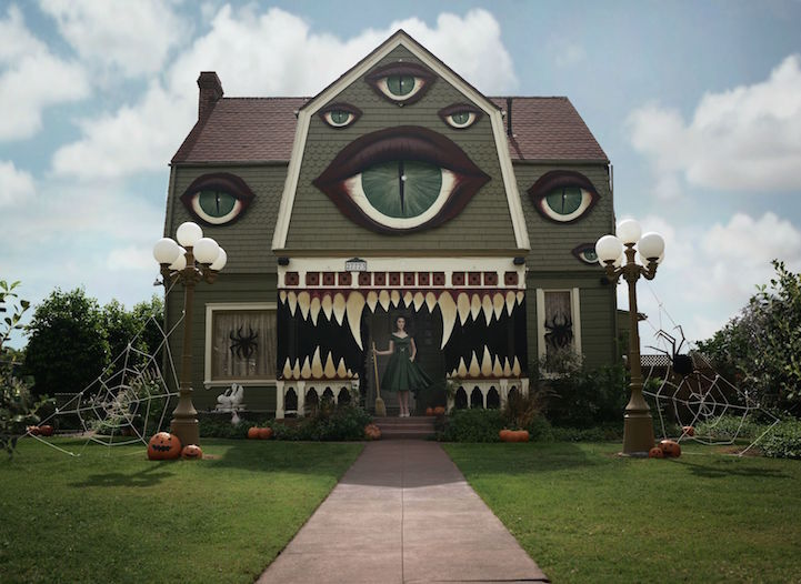 halloween monster house 1