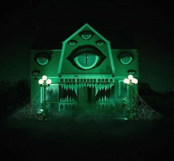 halloween monster house 3