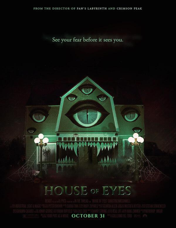 halloween monster house 4