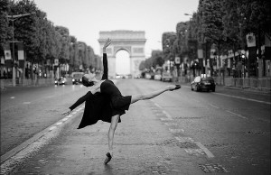 ballerina photos in cities 1