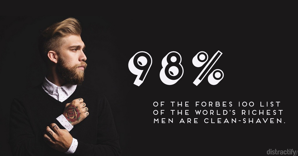 facts about beards 16