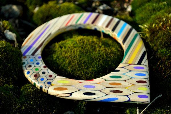 carbickova colored pencil jewelry 6